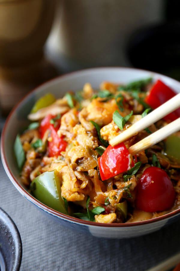 Szechuan Chicken 辣子鸡 Pickled Plum Food And Drinks