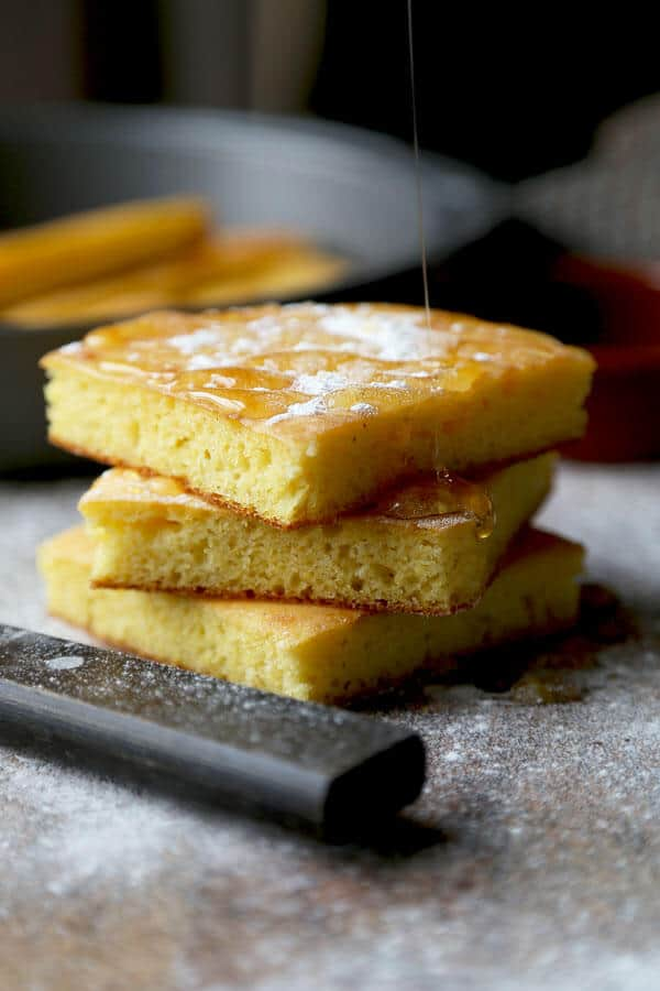 healthy southern cornbread recipe