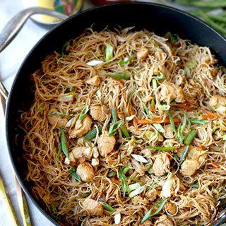 Bihon Pancit Recipe (Filipino)