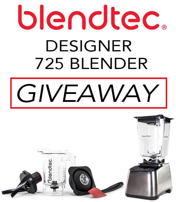 blendec blender giveaway