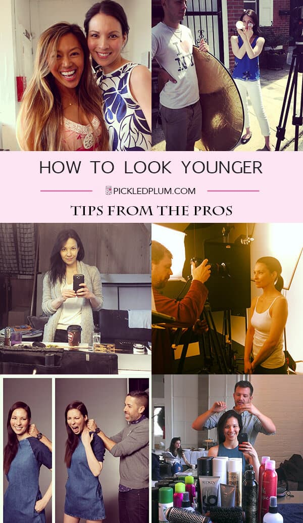 how-to-look-younger-pink