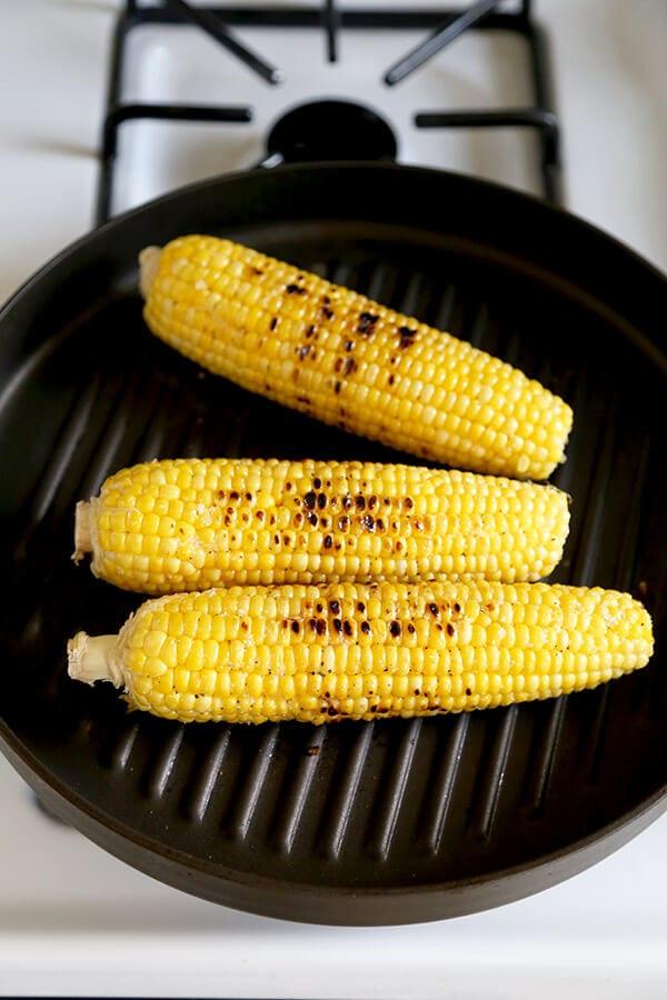 corn-grilling