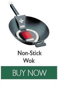 Wok-cookware