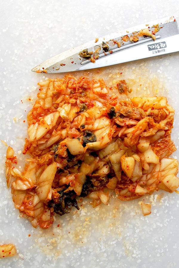 chopped-kimchi