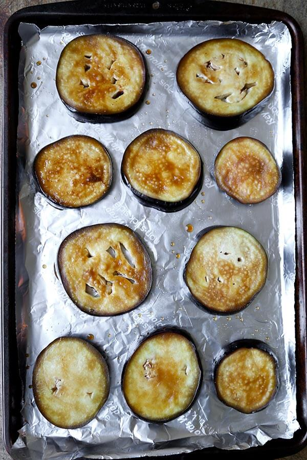 eggplant-on-baking-tray