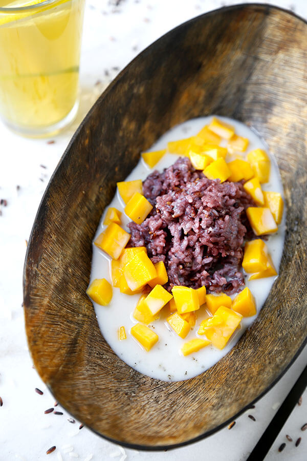 Mango Sticky Rice Recipe - Pickled Plum Food And Drinks