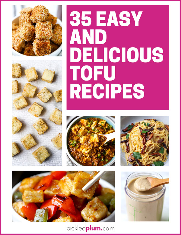35 tofu recipes