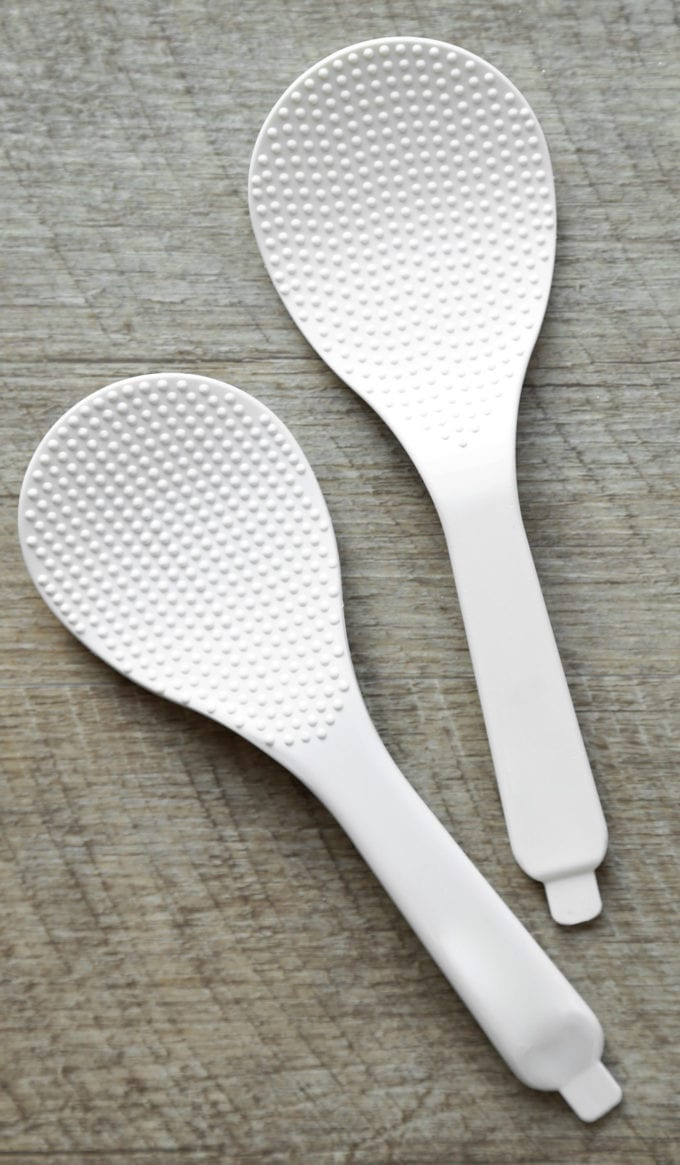 rice paddles
