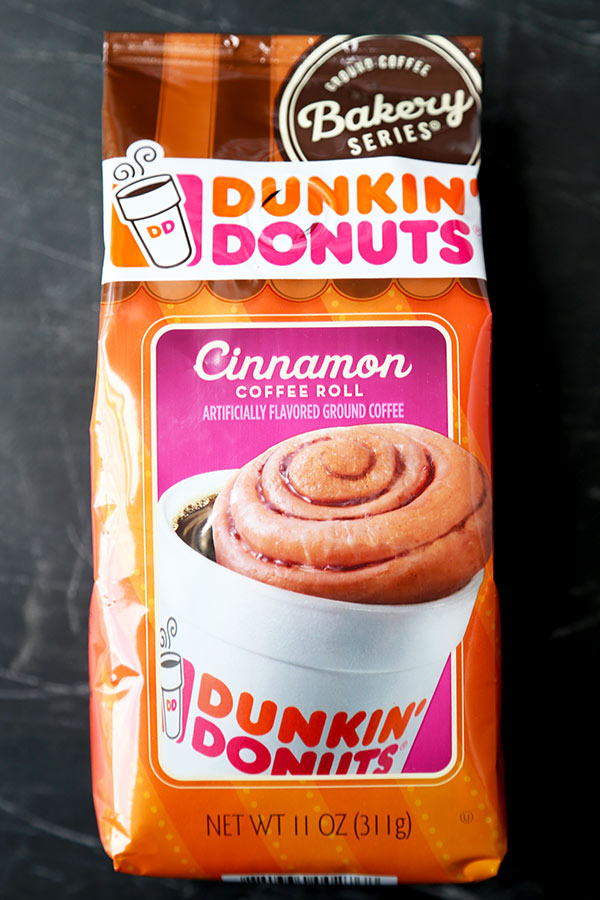 Dunkin Donuts Cinnamon Roll Coffee Nutrition Facts | Besto ...