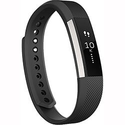 FITBIT ALTA FITNESS TRACKER - Stay motivated by tracking all-day activity like steps, distance, calories burned and active minutes, and get credit for your workouts with Smart Track automatic exercise recognition! At night, track your sleep and set a silent alarm to wake better and get your best rest. SHOP