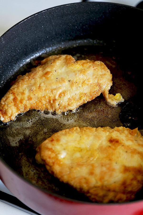 chicken-frying