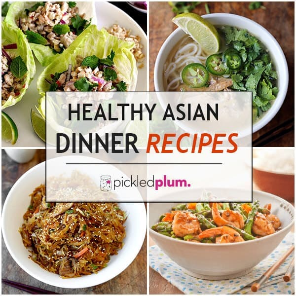 10 Healthy Asian Dinner Recipes