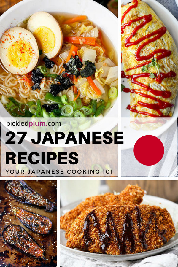 easy japanese recipes 27 japanese recipes you can make at home pickled plum 12392