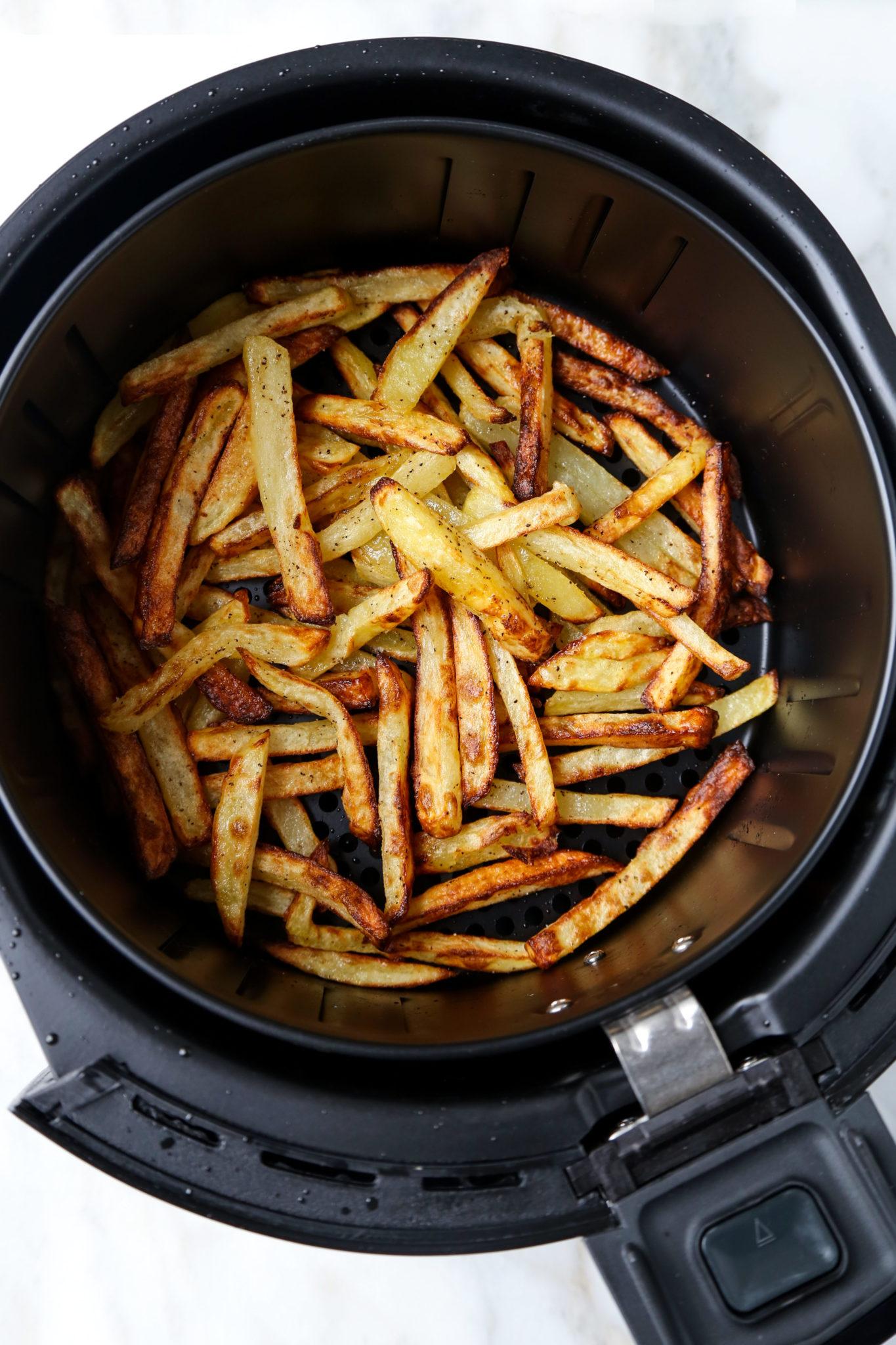 Vegan French Fries Fast Food