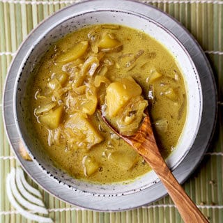Thai Potato Curry (Vegan)