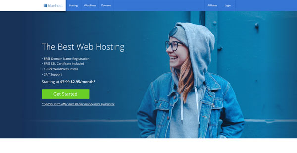 Learn how to easily set up a WordPress blog on Bluehost with this step by step tutorial so you can start making money today! #workathome #howtoblog #startablog #wordpress   pickledplum.com