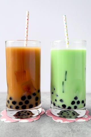 How To Make Bubble Tea In 10 Minutes Pickled Plum Food
