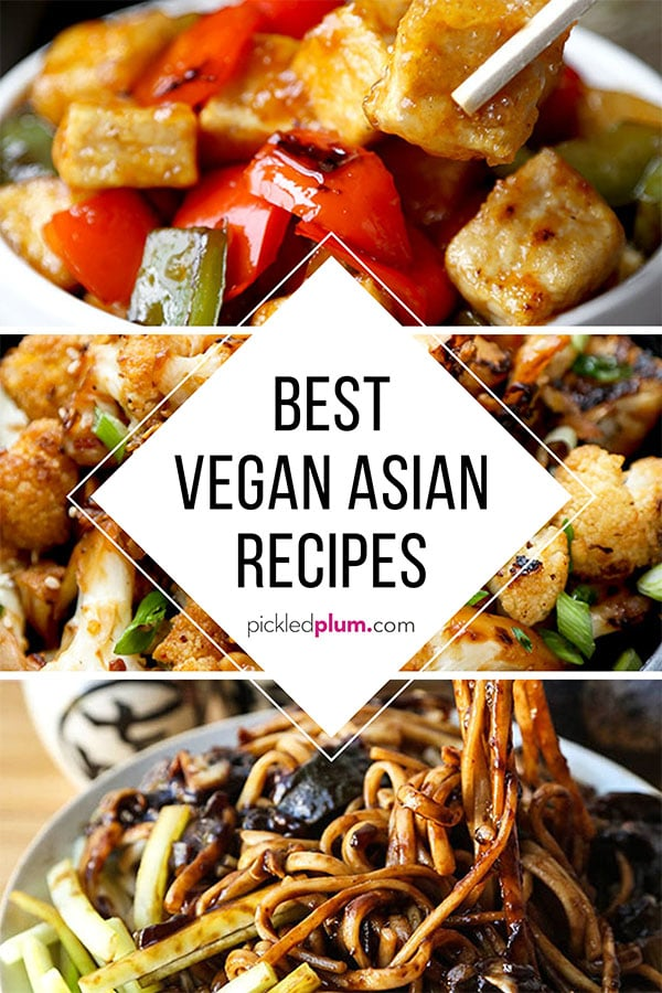 The Best Vegan Asian Recipes Pickled Plum Food And Drinks