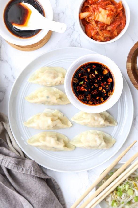 Easy Dumpling Sauce