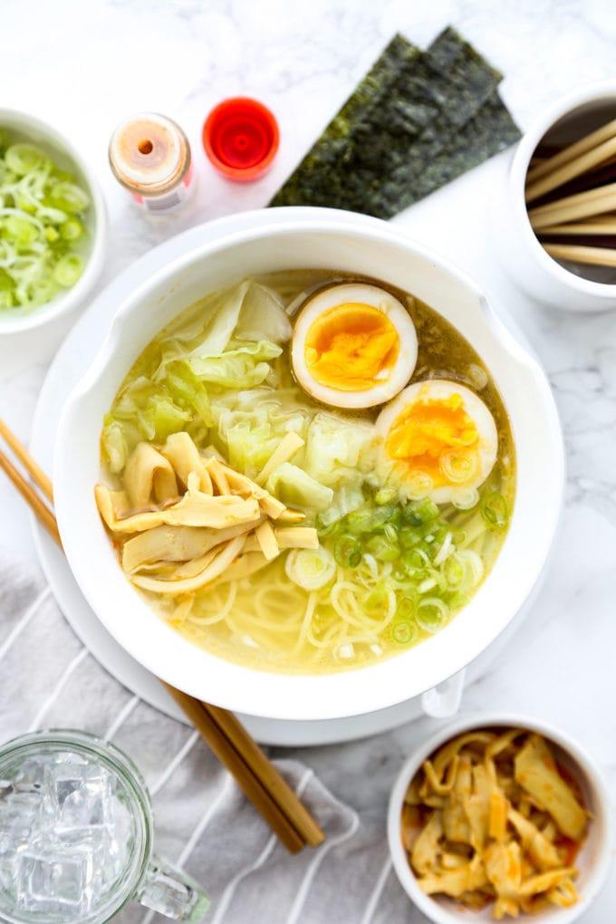Shio ramen recipe
