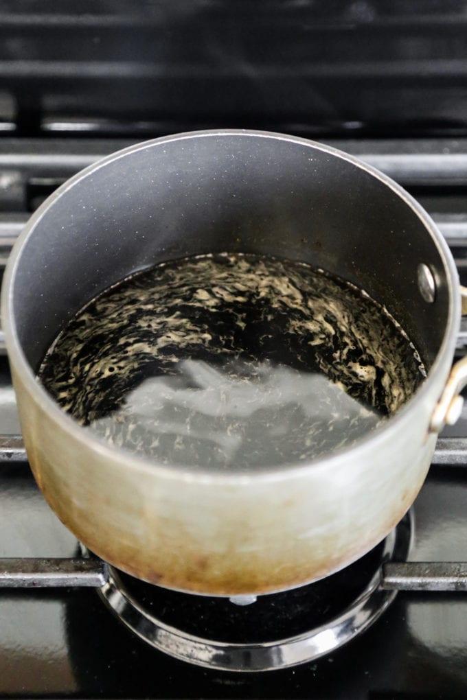how to make eel sauce