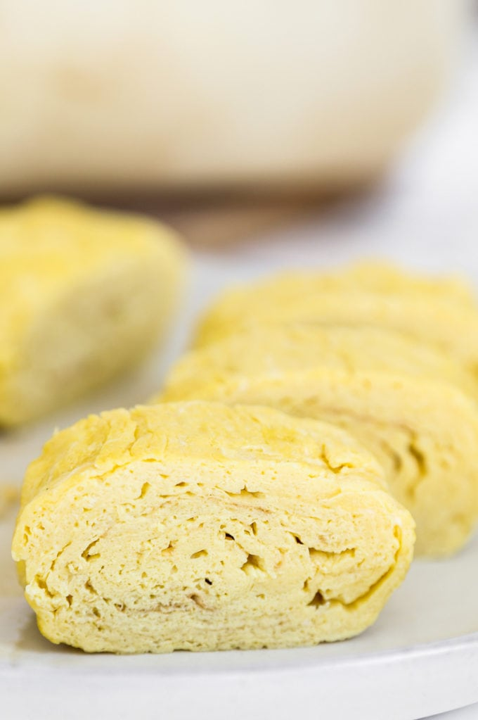 tamagoyaki - Japanese rolled egg