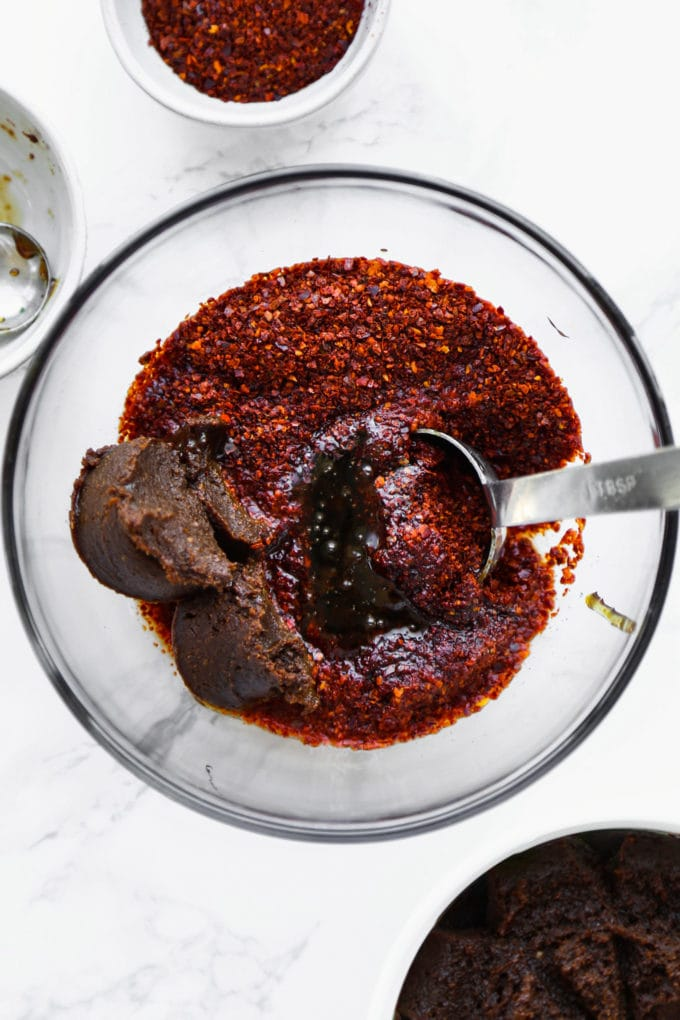 how to make gochujang