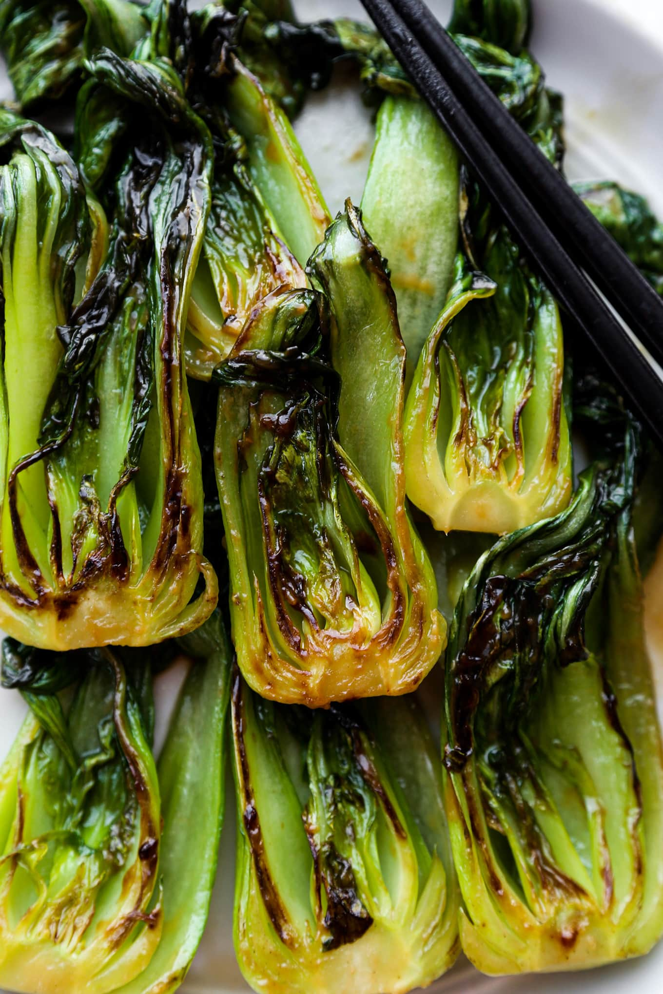 How To Cook Bok Choy Pickled Plum Food And Drinks