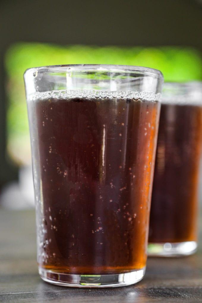 Barley tea - boricha or mugicha
