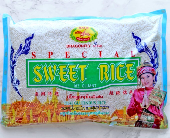 Dragonfly Sweet Glutinous Rice