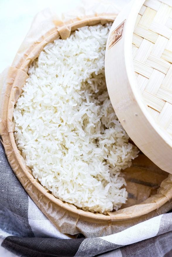 How to make sticky rice