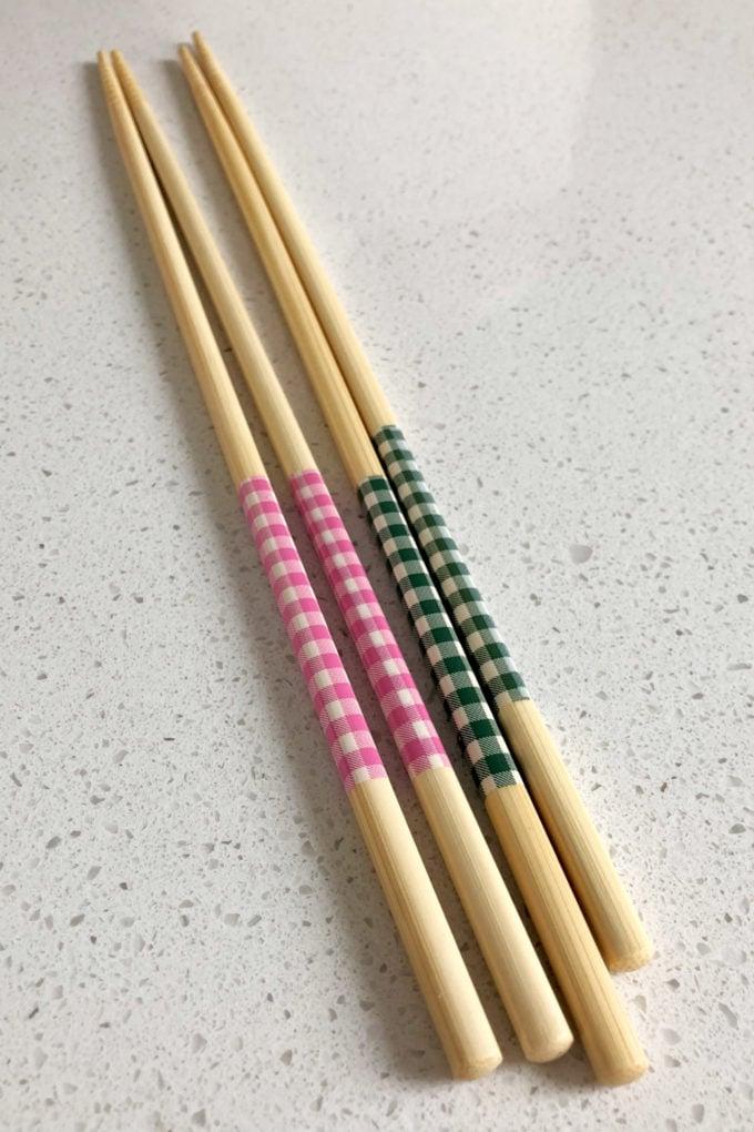 long cooking chopsticks