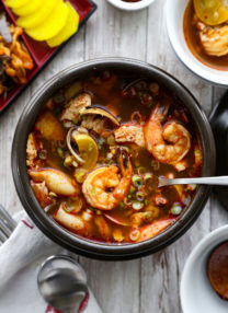 soondubu jjigae recipe