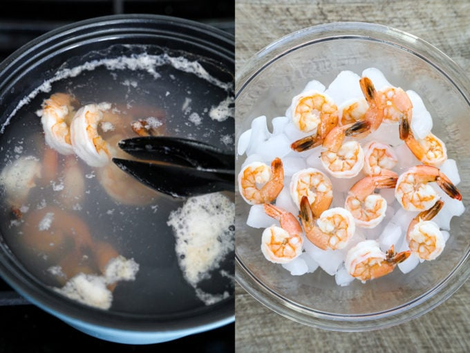 how to boil shrimp